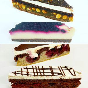 Gebackene Kuchen   Baked Goodies